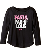 Nike Kids - Fabulous Modern Long Sleeve Tee (Toddler)