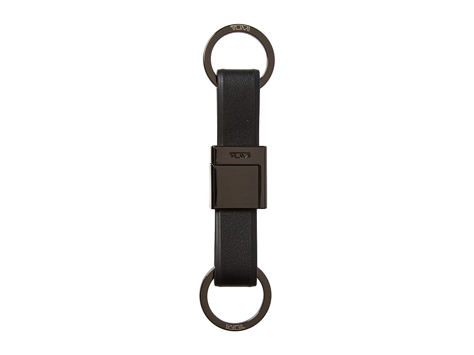 Tumi - Valet Key Fob (Black) Wallet