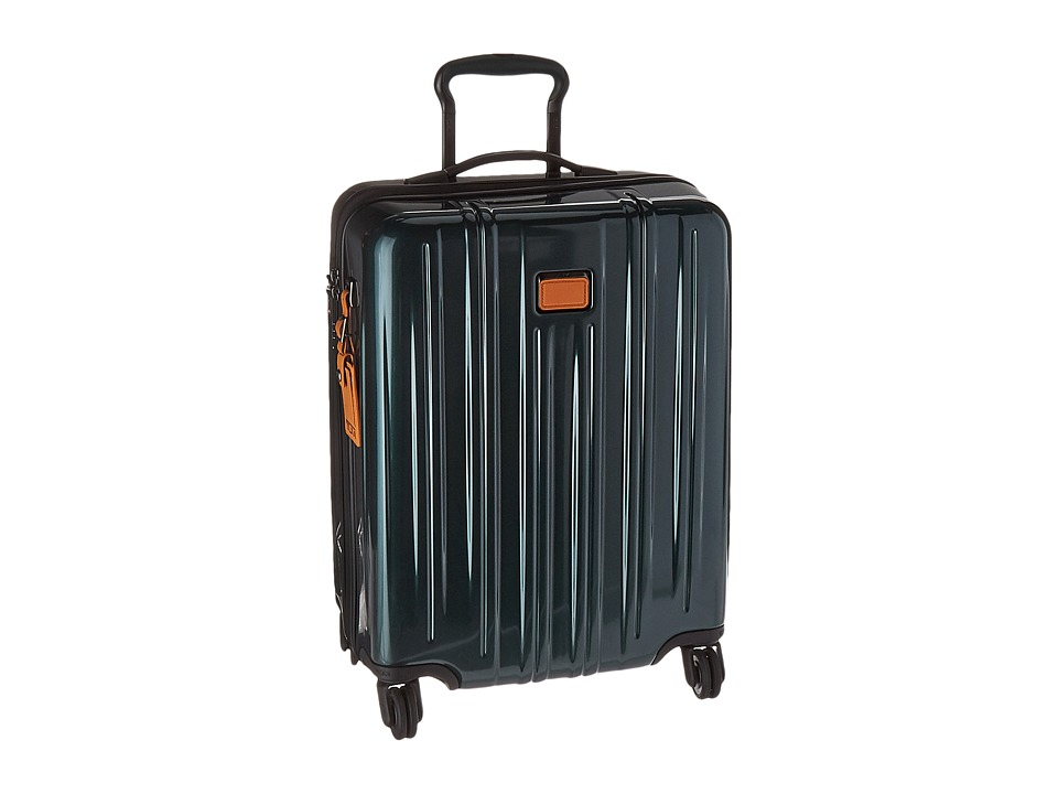 Tumi V3 Continental Carry-On (Hunter) Carry on Luggage