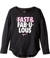 Nike Kids - Fabulous Modern Long Sleeve Tee (Little Kids)