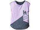 Nike Kids - Splice Heather Dri-Fit Tee (Little Kids)