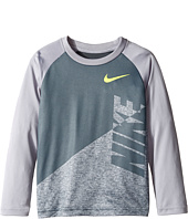 Nike Kids - Splice Heather Dri-Fit Tee (Toddler)