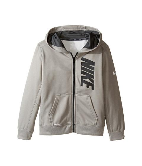 Nike Kids Therma Full Zip Hoodie (Little Kids)