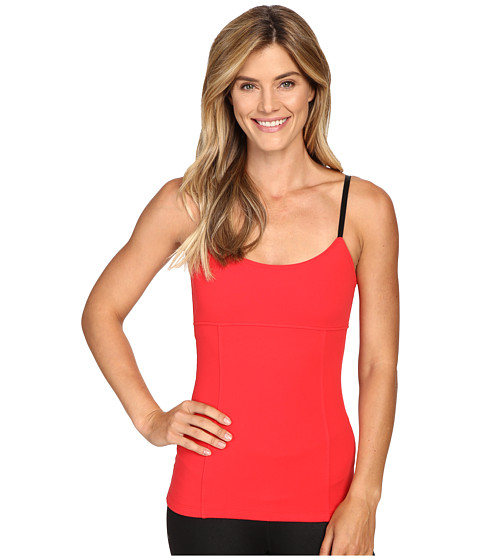 Beyond Yoga Performance Tank Top - Chili Red