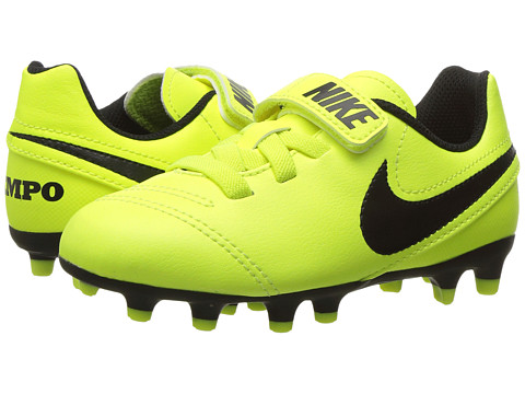 Nike Kids Jr Tiempo Rio III FG Soccer (Toddler/Little Kid)