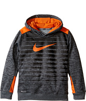 Nike Kids - Heather Stripe Pullover Hoodie (Little Kids)