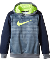 Nike Kids - Heather Therma Pullover Hoodie (Little Kids)