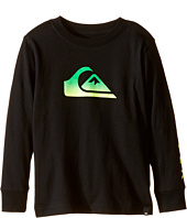 Quiksilver Kids - Grady Logo Screen Print (Toddler/Little Kids)