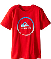 Quiksilver Kids - Active Logo Screen Print (Toddler/Little Kids)