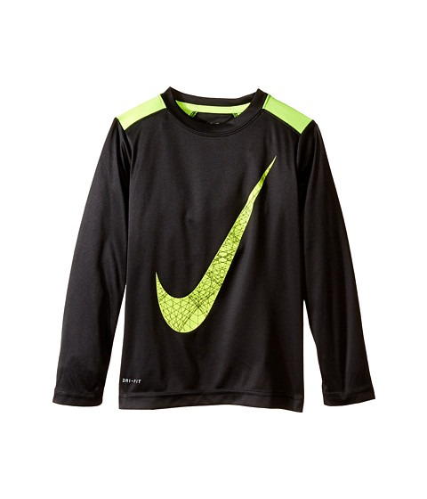 Nike Kids Legacy GFX Long Sleeve Top (Little Kids)