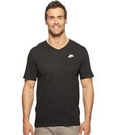 Nike - Sportswear Futura V-Neck Tee
