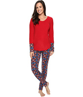 Lucky Brand - Packaged Microfleece Pajama Set