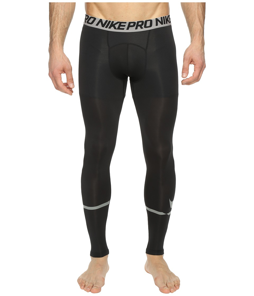 Nike Pro Swoosh Compression Tight (Black/Dust) Men