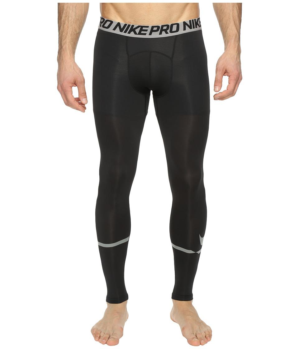 Nike Pro Swoosh Compression Tight (Black/Dust) Men