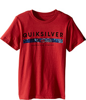 Quiksilver Kids - Under Score Screen Print (Toddler/Little Kids)