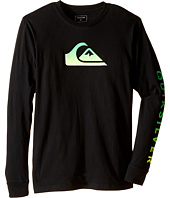 Quiksilver Kids - Grady Logo Screen Print (Big Kids)
