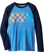 Quiksilver Kids - Checks on Screen Print (Big Kids)