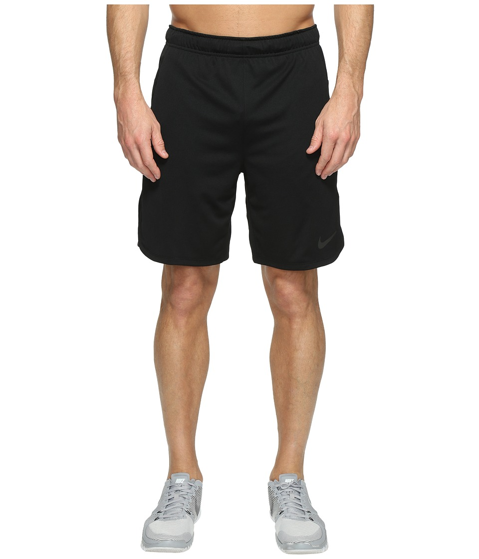 Nike Dry 8 Training Short (Black/Midnight Fog/Black) Men