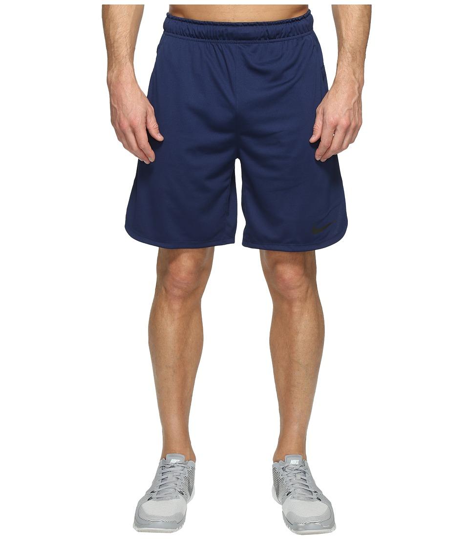 Nike Dry 8 Training Short (Binary Blue/Black/Black) Men