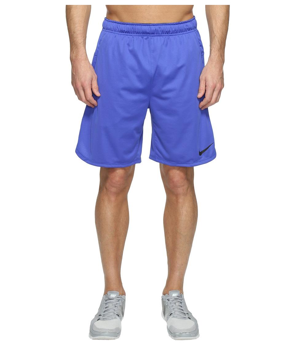 Nike Dry 8 Training Short (Paramount Blue/Binary Blue/Black) Men