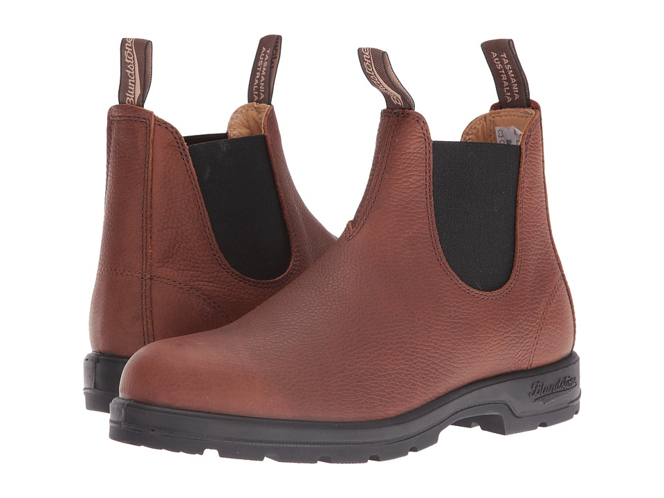 Blundstone - 1445 (Grizzly Brown Pebble) Boots