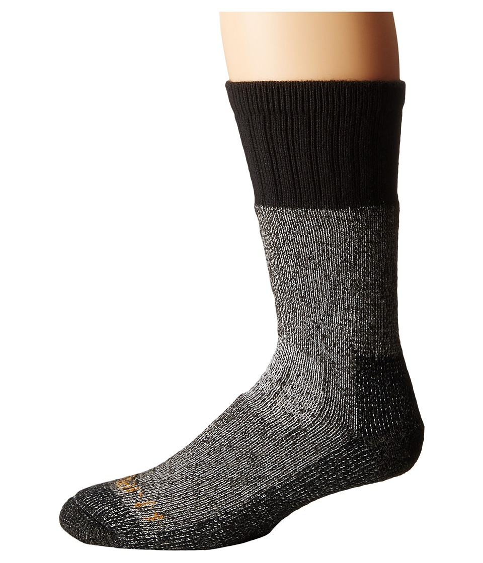Carhartt Cold Weather Boot Socks 1-Pair Pack (Heather Black) Men