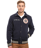 U.S. POLO ASSN. - Baseball Fleece Jacket