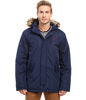 U.S. POLO ASSN. - Faux Fur Hooded Parka Jacket