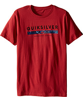 Quiksilver Kids - Under Score Screen Print (Big Kids)