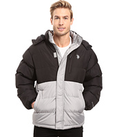 U.S. POLO ASSN. - Congressional Cup Short Bubble Jacket