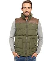 U.S. POLO ASSN. - Western Yoke Puffer Vest
