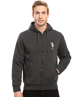 U.S. POLO ASSN. - Sherpa Lined Fleece Hoodie