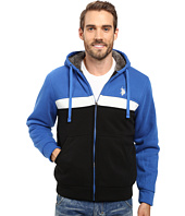 U.S. POLO ASSN. - Color Block Fleece Hoodie