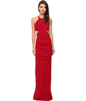 Nicole Miller - Belize Cut Out Structured Jersey Gown