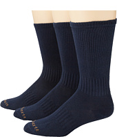 Carhartt - Work Wear Flat-Knit Crew Socks 3-Pack