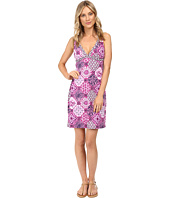 Tommy Bahama - Tile of Tropics V-Neck Spa Dress Cover-Up