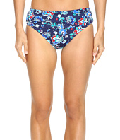 Tommy Bahama - Folk Floral High-Waist Bikini Bottom