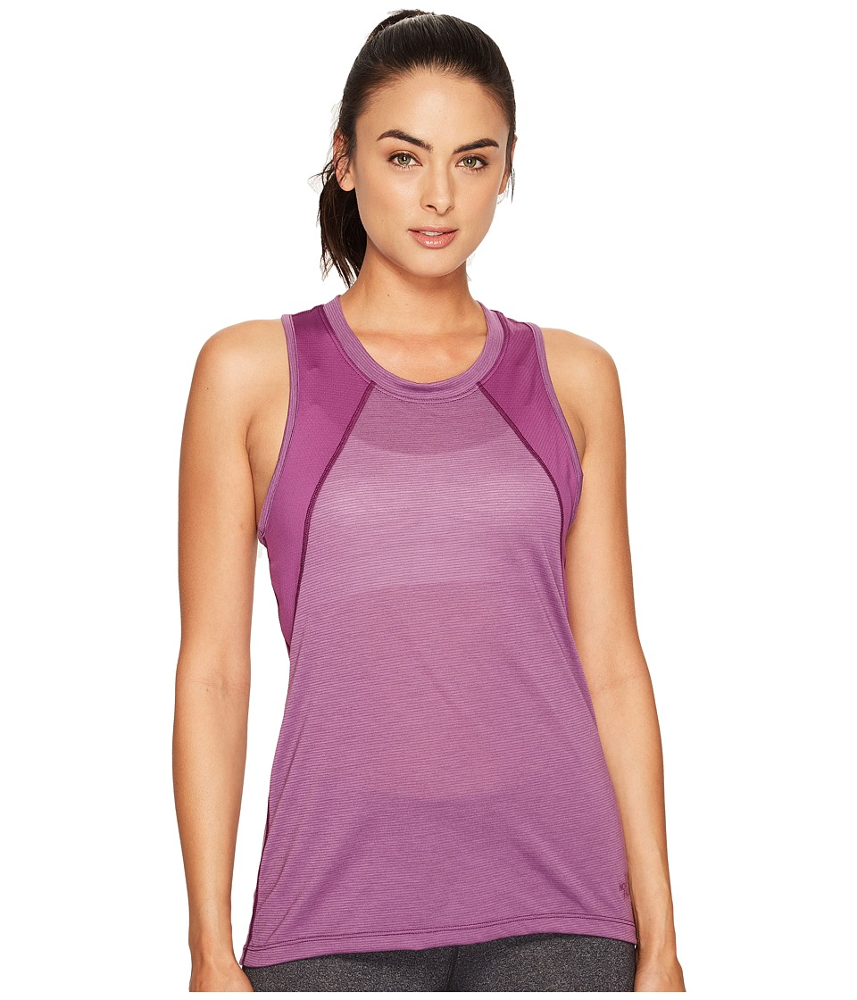 The North Face Reactor Tank Top (Wood Violet) Women