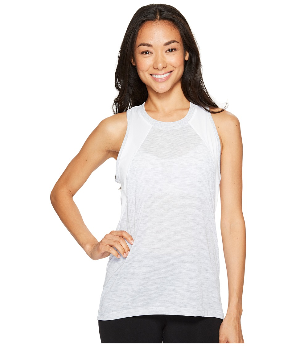 The North Face Reactor Tank Top (TNF White) Women