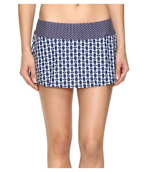 Prana Sakti Swim Skirt - Indigo Santorini