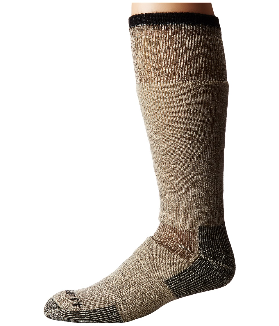 Carhartt Arctic Wool Heavyweight Boot Sock (Brown) Men