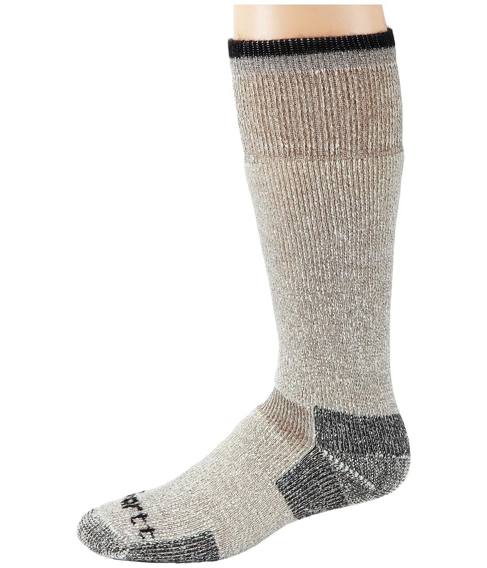 Carhartt Arctic Wool Heavyweight Boot Sock (Heather Gray) Men