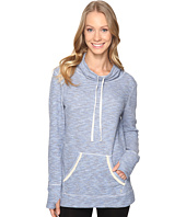 Lucky Brand - Fringe Lounge Hoodie