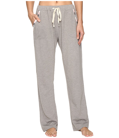 Lucky Brand Luxe Chillin' Out Pants - Grey