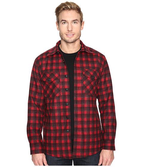 Pendleton Quilted Shirt Jacket