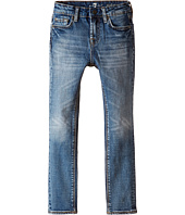 7 For All Mankind Kids - Skinny Paxtyn Denim Jeans in Fastlane (Little Kids/Big Kids)