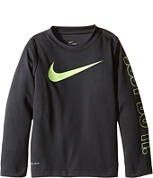 Nike Kids - Swoosh Just Do It Dri-Fit Tee (Toddler)