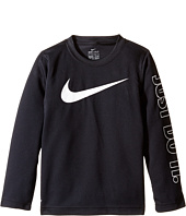 Nike Kids - Swoosh Just Do It Dri-Fit Tee (Little Kids)
