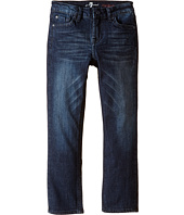 7 For All Mankind Kids - Standard Straight Leg Denim Jeans in Northern Pacific (Little Kids/Big Kids)