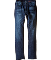 7 For All Mankind Kids - Standard Straight Leg Denim Jeans in Northern Pacific (Big Kids)